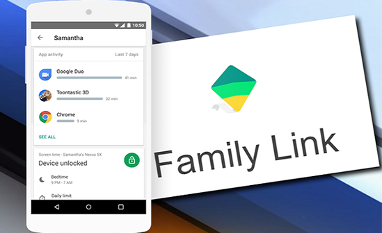 app family link petits enginyers