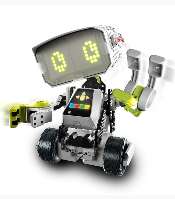 petits enginyers meccano max robot